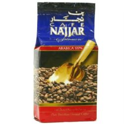 Najjar Lebanese Coffee | Turkish-style | Buy Online | Middle Eastern Ingredients | UK | Europe